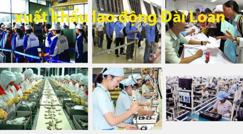 Đài Loan- thị trường lao động tiềm năng thu hút lớn lao động Việt Nam năm 2021